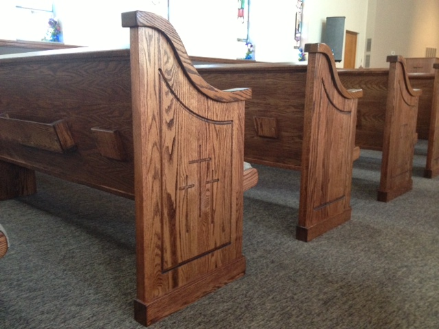 Lowest Cost Church Pews