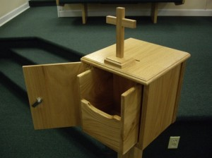 7001 tithe-box