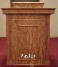 pulpit-pastor