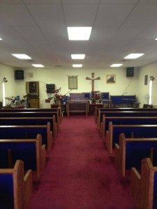 church-pews-frederick-ok