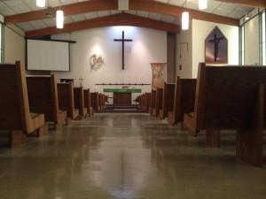 Church Pews for Minnesota