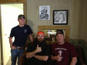 Born Again Pews visits the Duck Commanders