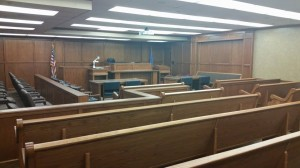 courthouse benches