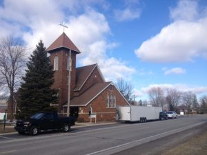 church in Munger MI