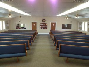 Baptist Church Medicine Lodge Kansas Church Pews