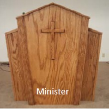 pulpit-minister
