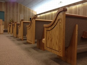 wooden-pew-ends