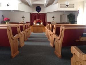 Calvary Church, Colorado Springs