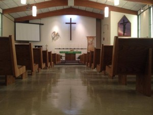 Church Pews for Minnesota