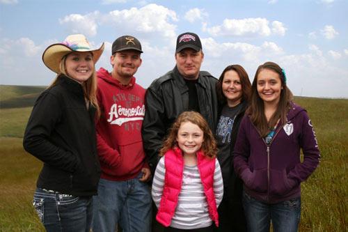 Blisard Family