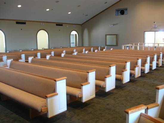 New Church Pews | Church Pews, Church Furniture For Sale  Born Again Pews